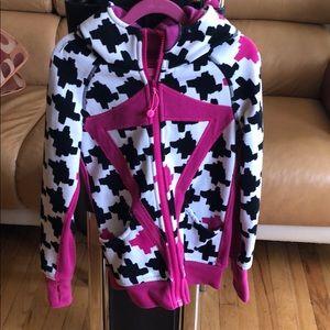 Lululemon Athletica Ivviva Hoodie Sweatshirt Girls